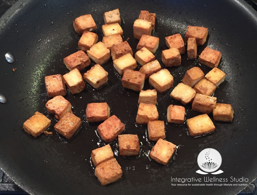 chick pea garbanzo tofu recipe gluten free celiac
